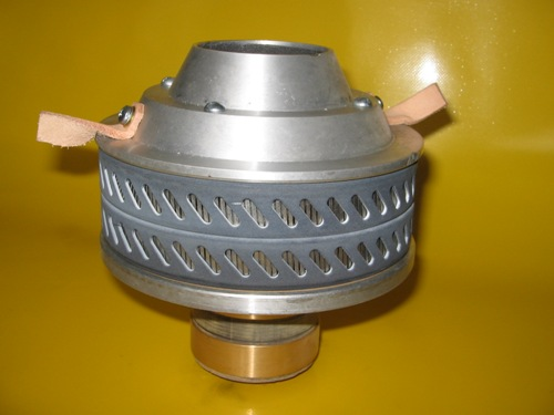 Spinnkopf aus Metall komplett für Whirlwind x-15